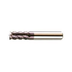 安田 厂家直销55°钨钢涂层六刃平底合金立铣刀 优质高硬度供应