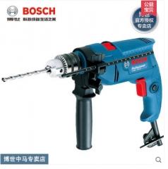 博世电钻TSB5500冲击钻两用13mm手电钻家用多功能博世电动工具