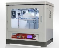 3d打印机 高精度商用三D打印机 全封闭大尺寸工