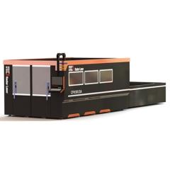 1000W光纤激光切割,全包围带交换式工作台,锐达激光科技有限公司