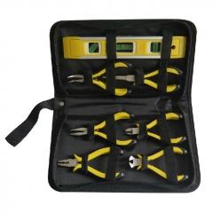 迷你钳子8件组合套装 手工家用钳子套装 家用工具组套