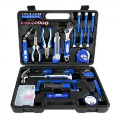 92件家用工具箱套装 电工工具组合套 五金维修工具箱
