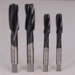 批发全磨制细柄螺旋槽丝锥 高速钢螺纹丝锥 丝攻 套螺纹工具