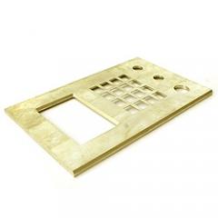 铝面板加工,铝板数控加工CNC雕刻加工,一件起定 数控铣床加工