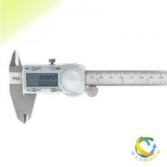 正品工业级不锈钢数显游标卡尺数显卡尺电子卡尺0-150/200/300mm