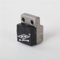 慢走丝配件 线切割耗材 法兰克自动穿线橡胶夹块Upper F03