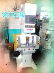 精密数控伺服电子压力机_定制伺服压力机_门式压力机_压力机生产厂家