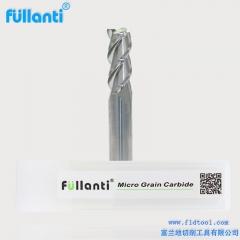 富兰地55度铝用专用铣刀 铝用铣刀 特价铝用铣刀 铝用刀 3刃三刃铝用铣刀厂家直销