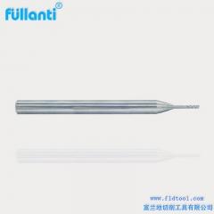 富兰地65度微小径铝用刀 特价微小径铝用铣刀 微小径铣刀 铝用刀 2刃两刃微小径铝用铣刀厂家直销