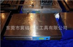 【厂家供应】上等优质的细目紫铜永磁吸盘  加工中心永磁吸盘 磁力吸盘