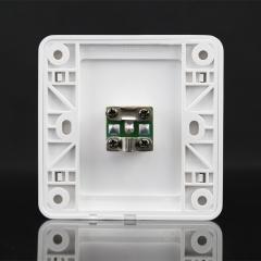 正品西门子开关插座远景系列雅白色一位电视TV视频闭路电视插座