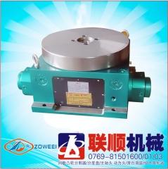 台湾仲为HCT-200-H齿式油压高精密分度盘 CNC油压数控分度盘厂家