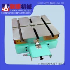 分割台厂家直销台湾SCT-300高精密手动分割台气压回转工作台-东莞市联顺机械有限公司