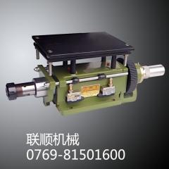 动力头生产厂家批发台湾仲为HN7-80精密攻牙主轴头高速主轴头
