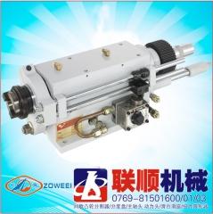 台湾胡氏油压钻孔动力头 钻孔攻牙动力头 厂家直销HN6-80系列主轴-东莞市联顺机械有限公司