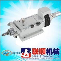 台湾胡氏原装 高精密 动力头 镗铣主轴头 钻孔攻牙 HD1785-150-东莞市联顺有限公司