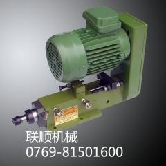 生产厂家批发台湾仲为HD5-85气压、液压自动钻孔动力头主轴头-东莞市联顺机械有限公司