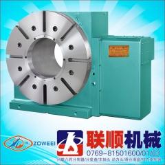 第四轴分度盘生产厂家批发台湾仲为TD-500数控分度器分度头