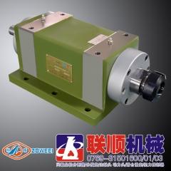 东莞专业厂家销售钻孔动力头 精密主轴头SR-40铁削动力头主轴头