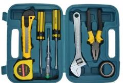 【厂家直销】工具套装箱包家用两用五金  组合汽车工具箱礼品