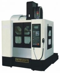 恒嘉机械HJ-850系列适合中小刀具高速加工 数控机床