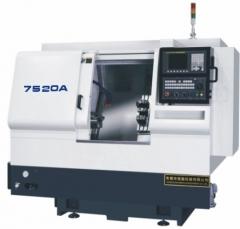 高性价比自动化加工-斜床身精密数控排刀车床HJ-7520A