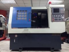 米汉纳铸铁斜体台湾新代系统带Y轴功能伺服动力头2组5个可钻攻牙