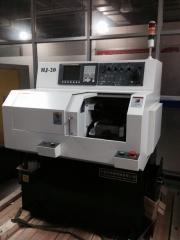 热销HJ-20X精密数控排刀车床 高刚性的小型数控车床 价格优惠