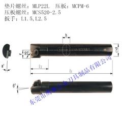 正品批发、零售,台湾三禄车刀杆S16N-MTUNR11,车刀杆-东莞市鹰驰五金刀具制品有限公司