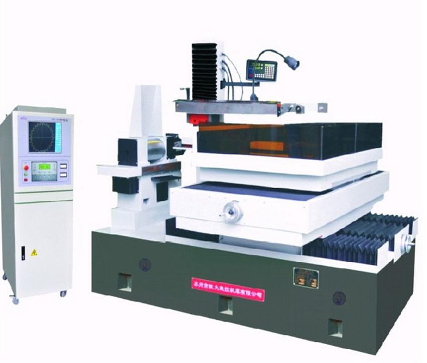 高刚性 高精度 高稳定数控中走丝线切割机床DK7770E