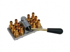 【厂家直销】RMI组合接头 模具水嘴组合版接头 组合板配备6个内螺纹接头