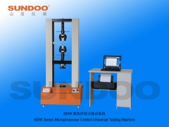 厂家直销 SDW电子万能试验机 电子万能试验机价格 试验机型号