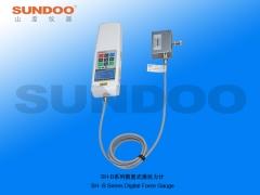 【厂家供应】SH-B系列数显式推拉力计 推拉力计价格 多功能高精度推拉负荷测试仪器