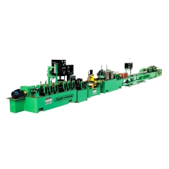 优质管材 ,不锈钢焊管机,生产高效,焊管机-东莞市韵勒机械有限公司