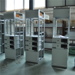 专业生产,柜体 GCS MNS 成套电气设备柜体,电器成套设备-东莞市韵勒机械有限公司