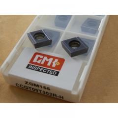京瓷精加工刀片,不锈钢精车刀片CCGT09T302R-H PR930i 厂家直销