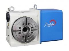 【推荐】进口加工中心数控第四轴 机床附件 数控分度盘HTD-255中心