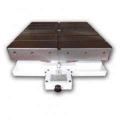 【推荐】数控卧室气动分度盘SPT-600固定几度大小片面 价格实惠