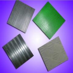 专业生产国标黑色硅胶耐温环保无味防震胶板 可定制 100块起订
