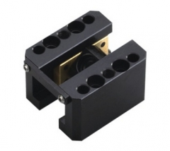 特价优惠原装三协标准斜顶座无给油滑块组件 KOCUF型 模具标准件