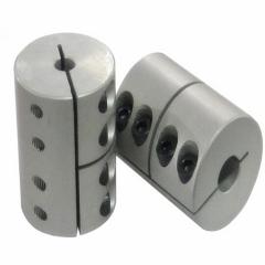 非标联轴器厂 铝合金刚性联轴器 C40不锈钢钢性联轴器 刚性联轴器