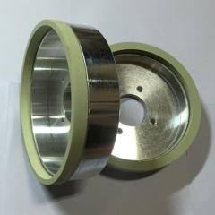 PCD刀具专用 金刚石陶瓷砂轮 锋利耐磨