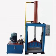 供应单刀液压切胶机, 青岛切胶机,东莞市华锋模具机械有限公司