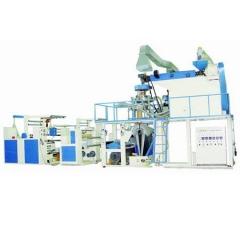 高透明度PP膜吹膜机,PP膜吹膜,相册PP膜吹膜机,东莞市华锋模具机械有限公司