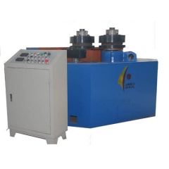 供应W24S系列法兰机,扁铁弯曲机,液压数控法兰成型材机,东莞市华锋模具机械有限公司