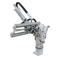 斜壁式机械手,灿荣自动化机械,塑料机械,塑机辅机供应机械手,东莞市华锋模具机械有限公司