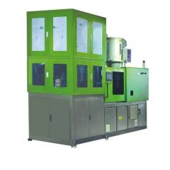 四工位注拉吹中空成型机,一步法PET吹瓶机SKPET90,东莞市华锋模具机械有限公司