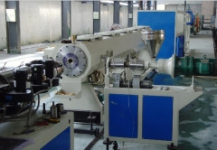 供应PE/PP/PPR/ABS塑料塑材设备,塑料管材机