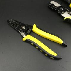 多功能剥线钳 剥线器 线缆钳 电子电工 维修手动钳子工具
