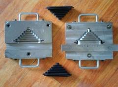 【供应】模具加工 杂件橡胶模 硅胶模具制造 各种硅胶塞子模具